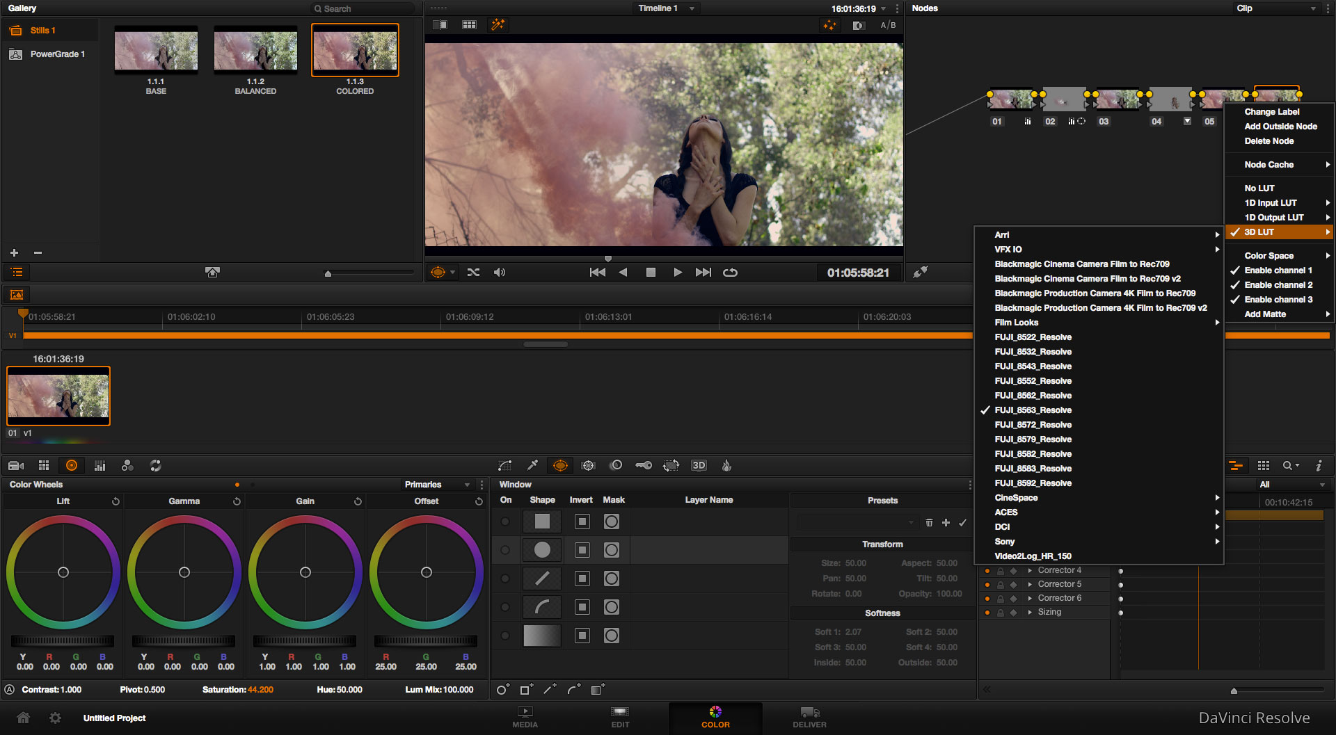 Color-Grading-LUT