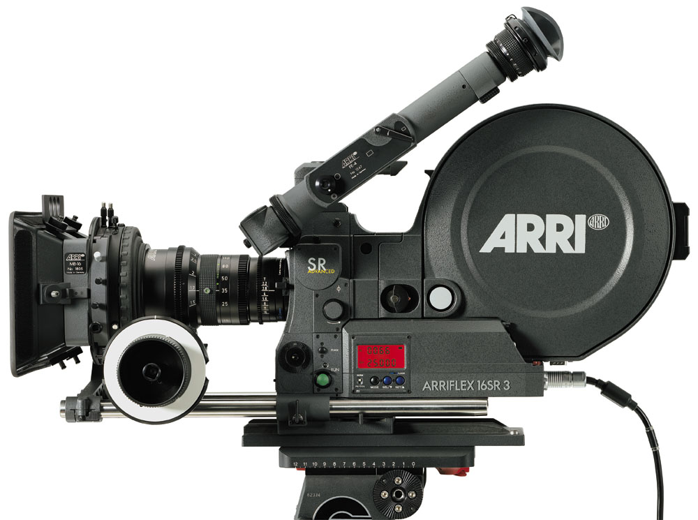 Shooting 16mm Film On A Budget With My New Arri 16SRII
